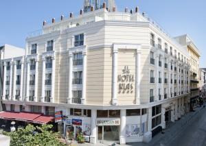 Klas Hotel di Istanbul Alsha Tours