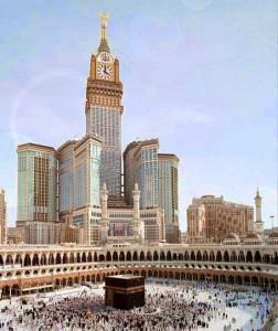 Hotel Grand Zamzam di Mekkah