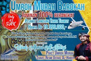 Alsha Tours Paket Umroh Murah 2018 Jakarta