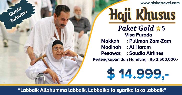 Haji Plus Visa Furoda 2019
