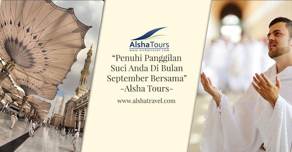 Umrah September 2019 Jakarta
