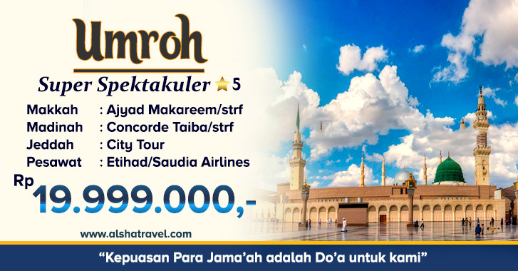Travel Umroh Murah 2019 2020 Jakarta