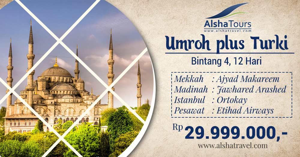 Umrah Desember 2019 Jakarta Alshatours