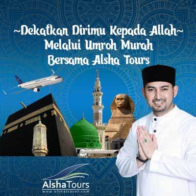 Umroh Murah Alsha Tour Travel Lebih Terjangkau Semua Kalangan Slider Mobile