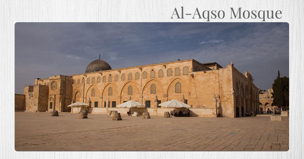 Masjid Al Aqso Umroh Plus