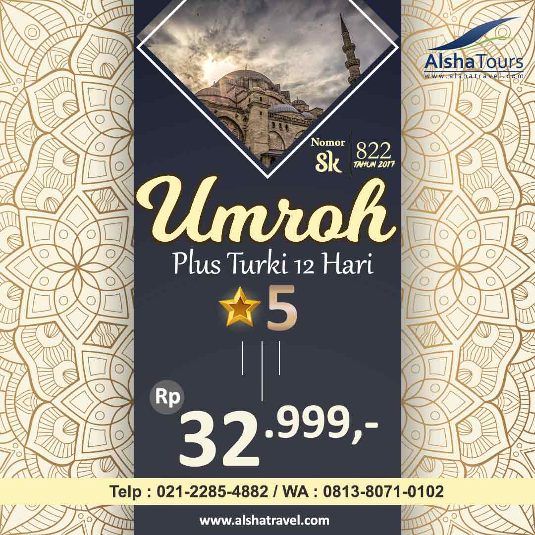 Plus Trki 12 Hari Alshatravel