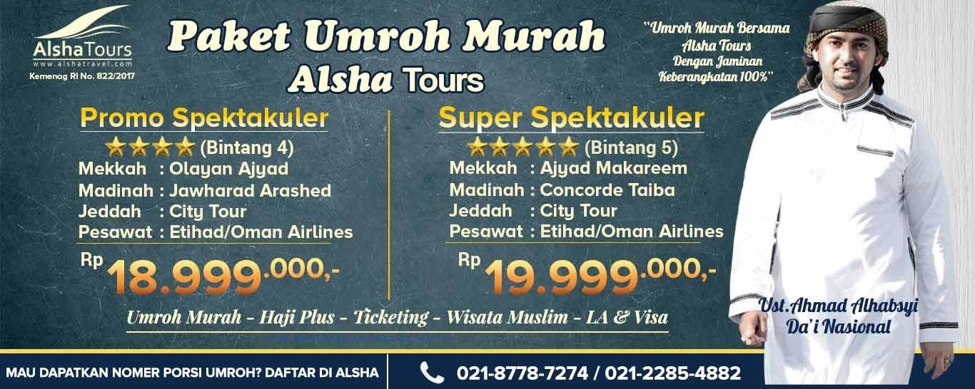Travel Umroh Murah 2019 2020