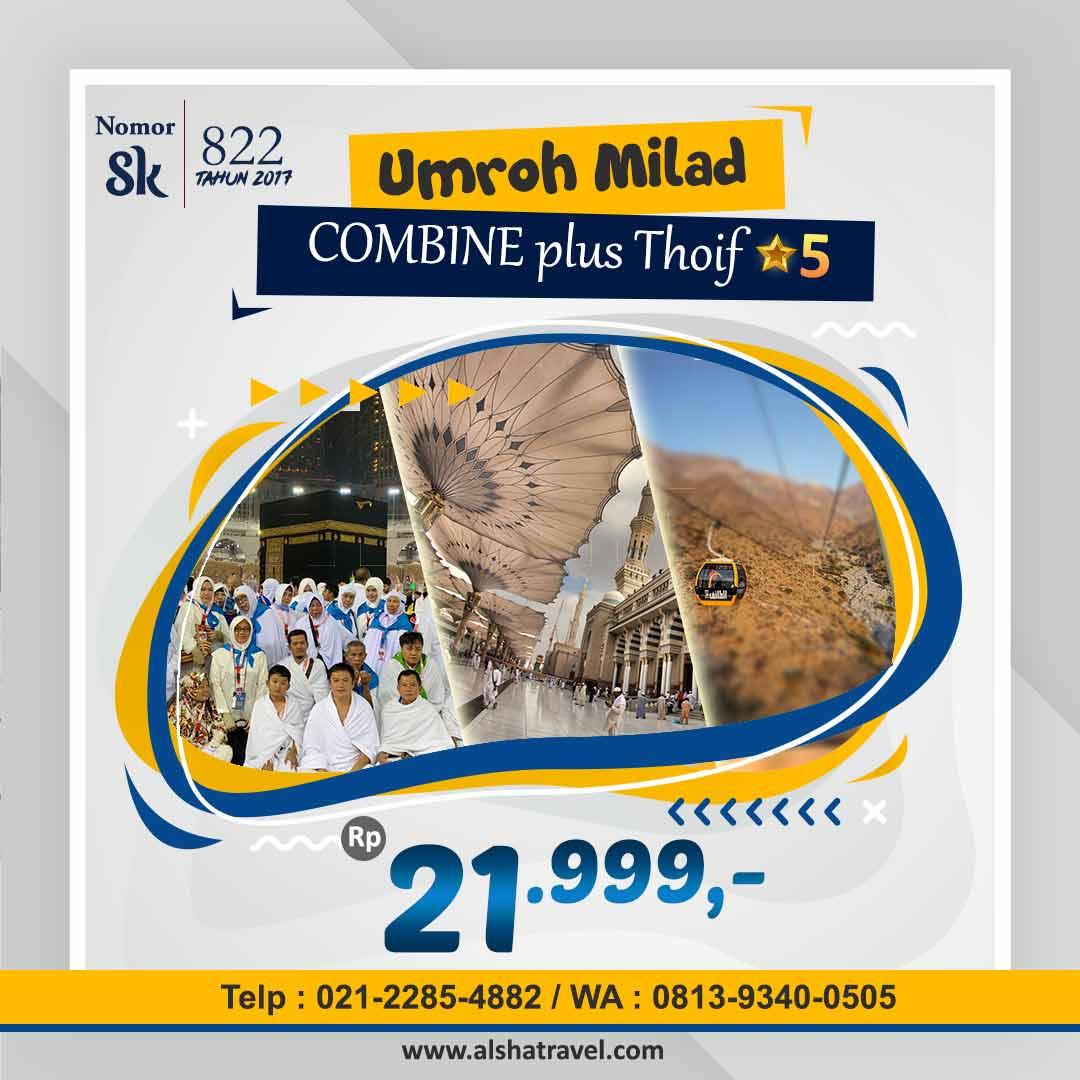 Promo Umroh Alsha Travel