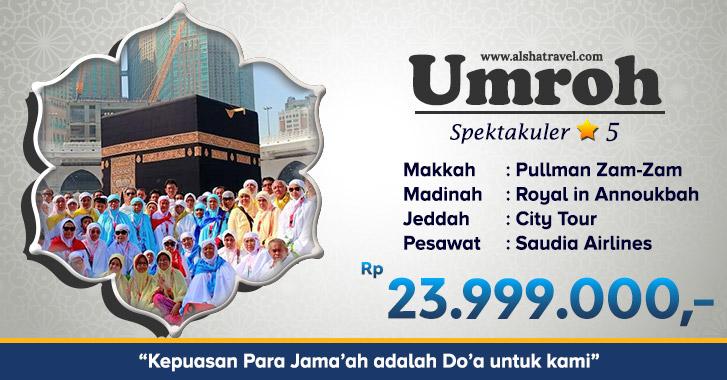 Travel Umroh Jakarta 2020