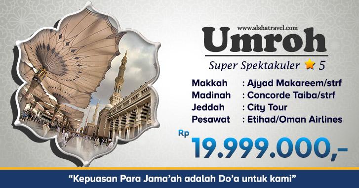 Travel Umroh Promo