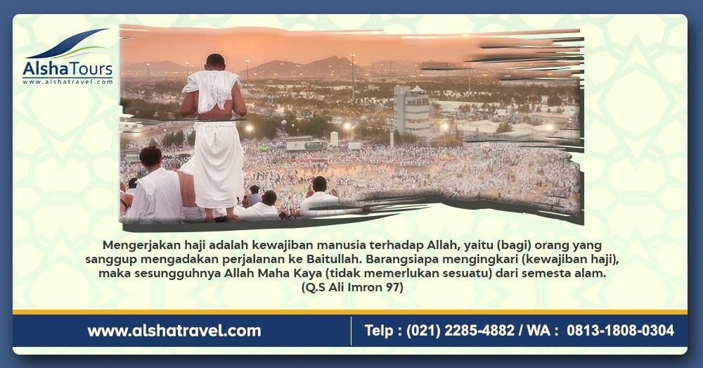 Haji Khusus 2020 Visa Furoda