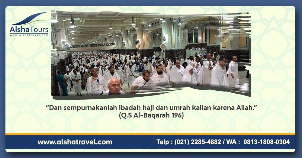Haji Khusus Visa Furoda