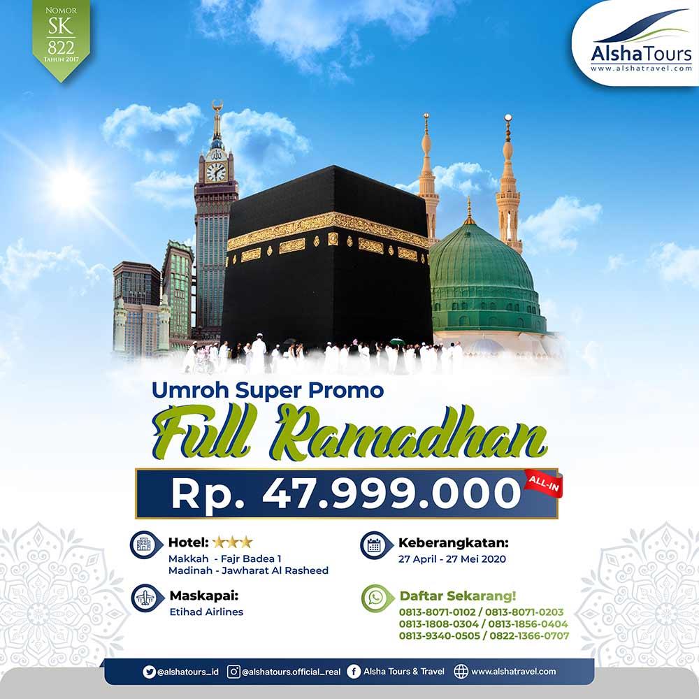 Full Ramadhan