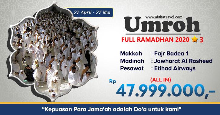 Ramadhan 1 Bulan