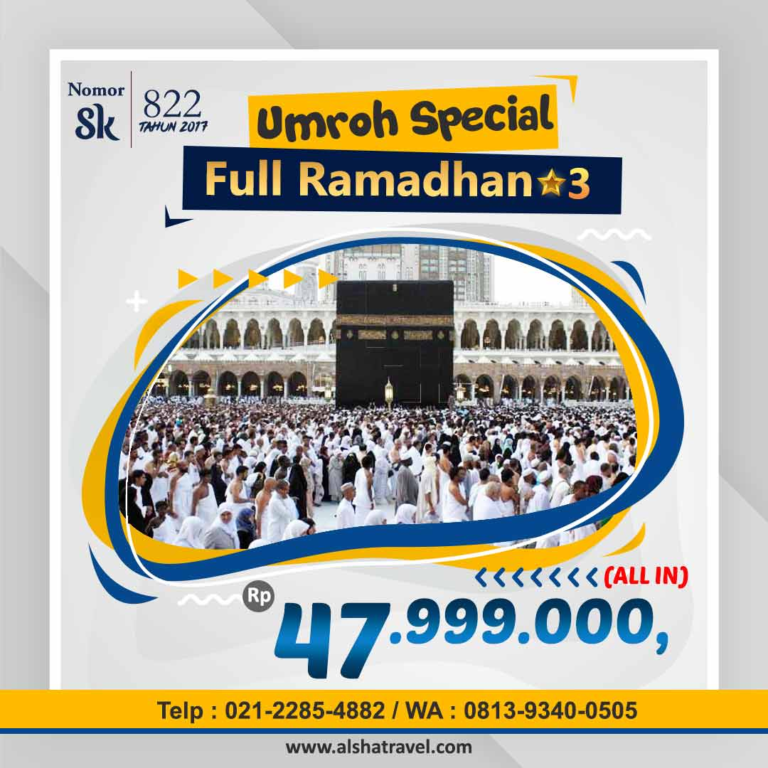Ramadhan Full