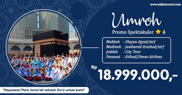 Umroh Promo Jakarta 2020 2021